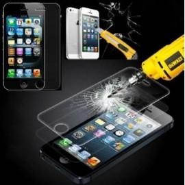 Film en verre trempé pour iPhone 5/5S/5C/SE