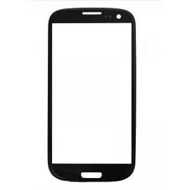 Vitre tactile seule Samsung Galaxy S3 Noir