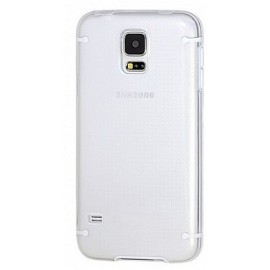 Coque silicone Samsung Galaxy S5 Transparent
