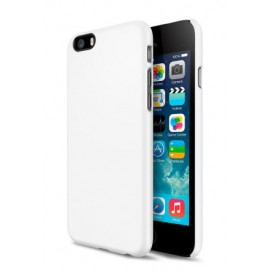 Coque fine crystal blanc iPhone 6