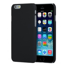Coque fine crystal noir iPhone 6