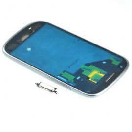Châssis intermédiaire GRIS pour Samsung Galaxy S3 mini