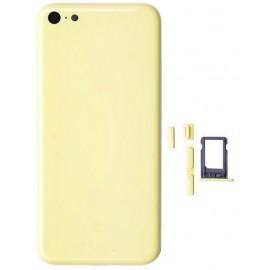 Coque arrière de remplacement jaune iPhone 5C
