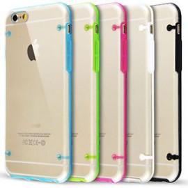 Coque bumper cristal iPhone 6 Plus