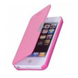 Etui Flip Cover iPhone 5C Rose