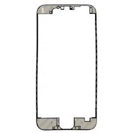 Chassis intermédiaire noir pour iPhone 6