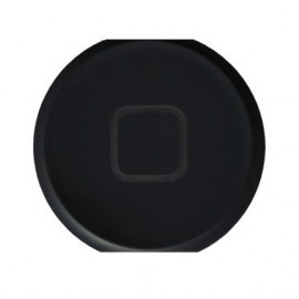 Bouton home noir iPad Air
