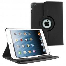 Etui cuir 360° iPad Air 2 Noir