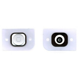 Bouton home blanc + spacer iPhone 5/5c
