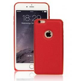 Coque bumper haut de gamme iPhone 6/6s Rouge