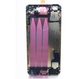 Coque arrière complète iPhone 6 Plus GOLD