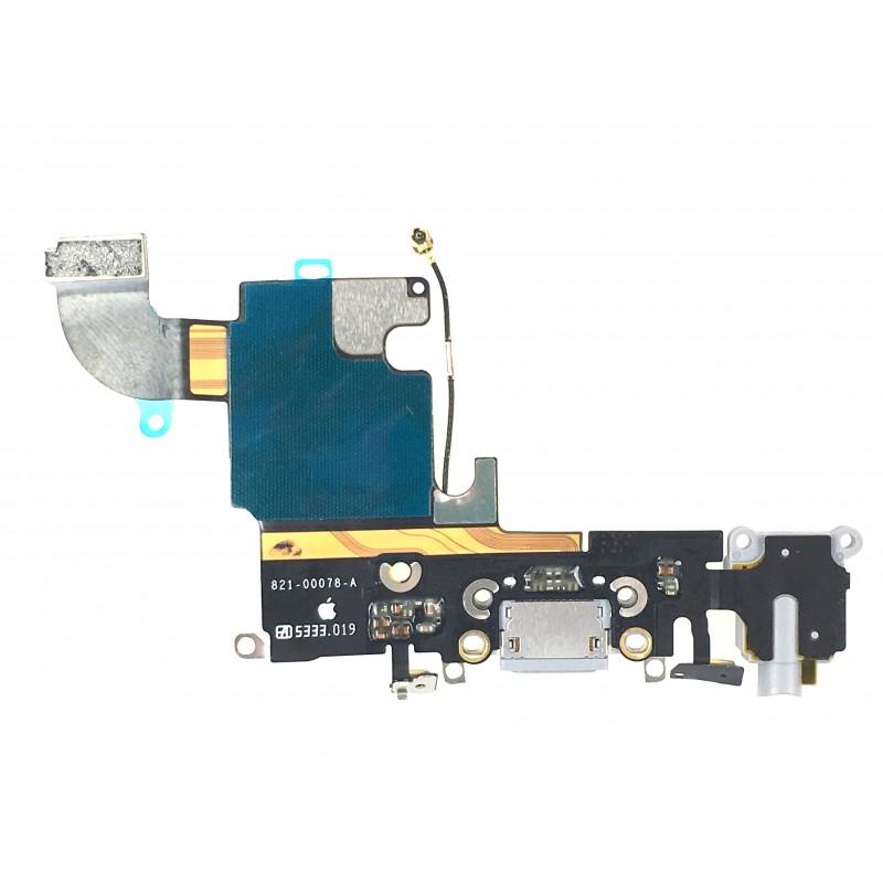 connecteur complet iphone 6s micro antenne gsm jack tout pour phone. Black Bedroom Furniture Sets. Home Design Ideas