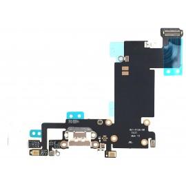 Connecteur de charge + Microphone + Prise Jack iPhone Blanc 6S Plus