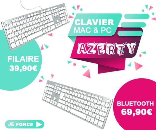 Claviers Mac